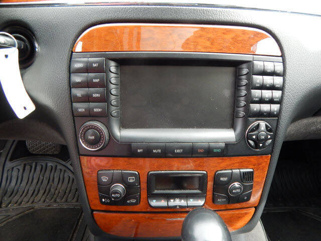 2004 Mercedes-Benz S-Class AWD S 430 4MATIC 4dr Sedan - Madison TN