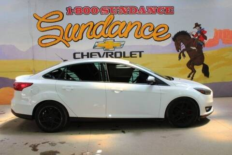 2016 Ford Focus for sale at Sundance Chevrolet in Grand Ledge MI