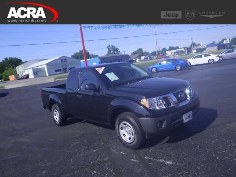 2019 Nissan Frontier for sale at BuyRight Auto in Greensburg IN
