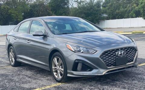 2019 Hyundai Sonata for sale at Guru Auto Sales in Miramar FL