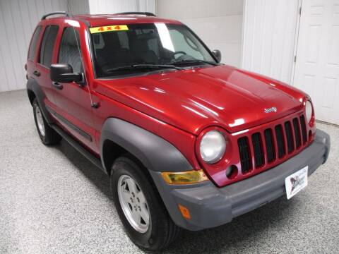 2007 Jeep Liberty for sale at LaFleur Auto Sales in North Sioux City SD