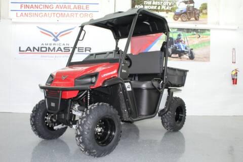 2021 AMERICAN LANDMASTER L4 for sale at Lansing Auto Mart in Lansing KS