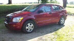 2007 Dodge Caliber for sale at Seneca Motors, Inc. (Seneca PA) - MEADVILLE, PA LOCATION in Conneaut Lake PA