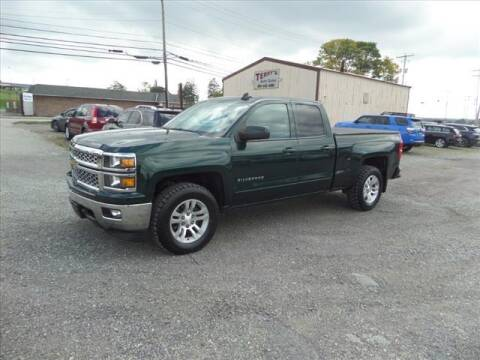 2015 Chevrolet Silverado 1500 for sale at Terrys Auto Sales in Somerset PA