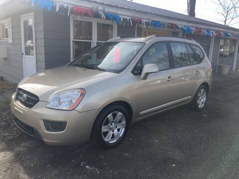 2007 Kia Rondo for sale at Antique Motors in Plymouth IN