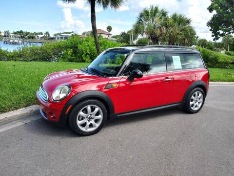 2010 MINI Cooper Clubman for sale at GulfCoast Motorsports in Osprey FL