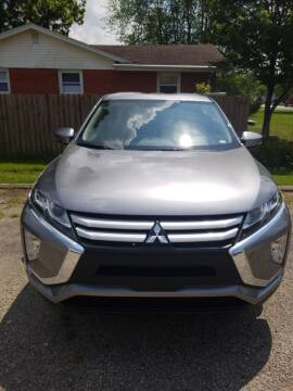 2020 Mitsubishi Eclipse Cross for sale at David Shiveley in Mount Orab OH