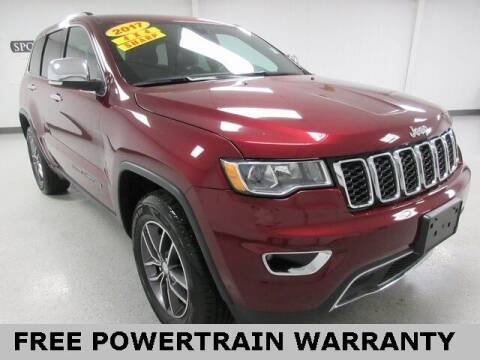2017 Jeep Grand Cherokee for sale at Sports & Luxury Auto in Blue Springs MO