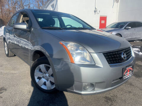 2008 Nissan Sentra for sale at JerseyMotorsInc.com in Teterboro NJ