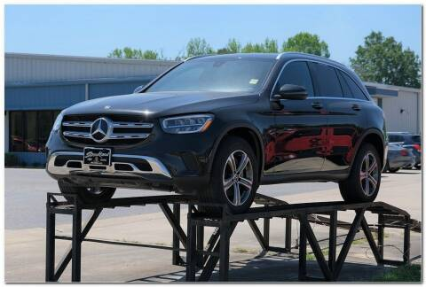2020 Mercedes-Benz GLC for sale at STRICKLAND AUTO GROUP INC in Ahoskie NC