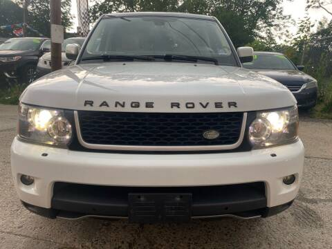 2011 Land Rover Range Rover Sport for sale at Best Cars R Us in Plainfield NJ