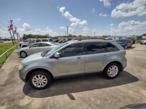 2007 Ford Edge for sale at BIG 7 USED CARS INC in League City TX