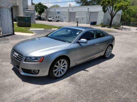 2011 Audi A5 for sale at Best Price Car Dealer in Hallandale Beach FL