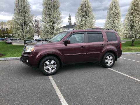 2011 Honda Pilot for sale at Chris Auto South in Agawam MA