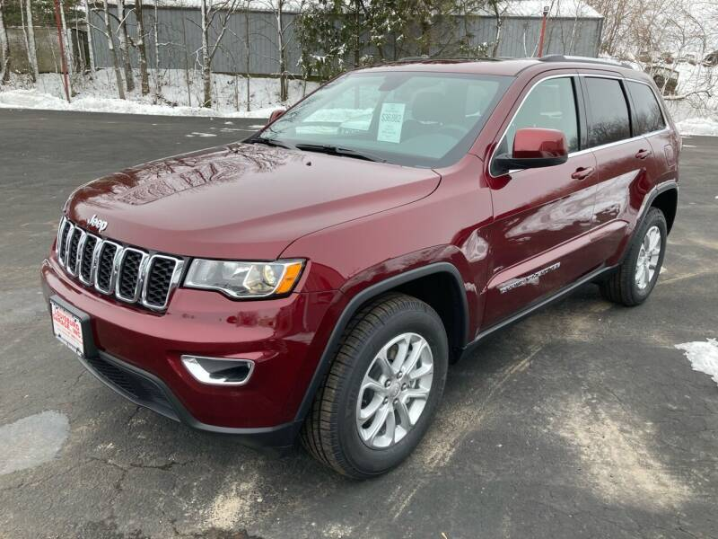 2021 Jeep Grand Cherokee for sale at Louisburg Garage, Inc. in Cuba City WI