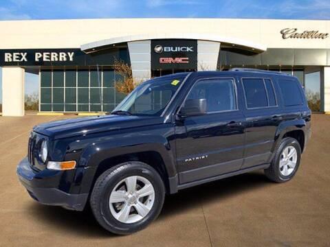 2016 Jeep Patriot for sale at AutoJacksTX.com in Nacogdoches TX
