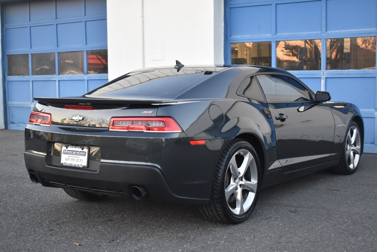 2014 Chevrolet Camaro SS 2dr Coupe w/1SS full