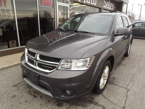 2014 Dodge Journey for sale at Arko Auto Sales in Eastlake OH