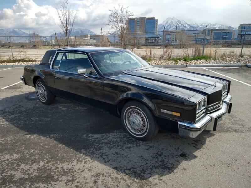 1985 Oldsmobile Toronado for sale at ALL ACCESS AUTO in Murray UT