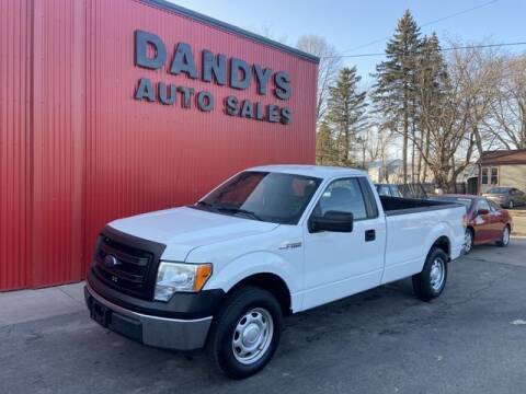 2013 Ford F-150 for sale at Dandy's Auto Sales in Forest Lake MN