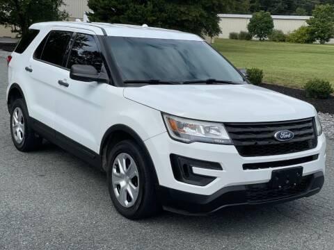 2016 Ford Explorer for sale at ECONO AUTO INC in Spotsylvania VA