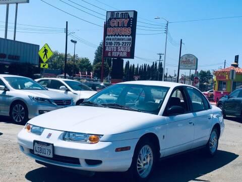 2001 Saturn S-Series for sale at City Motors in Hayward CA