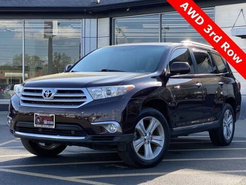 2012 Toyota Highlander for sale at Carmel Motors in Indianapolis IN