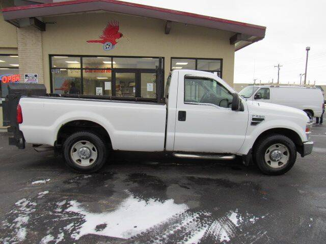 2008 Ford F-250 Super Duty for sale at Cardinal Motors in Fairfield OH