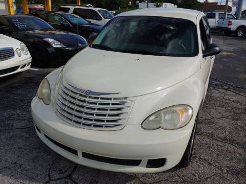 2007 Chrysler PT Cruiser for sale at Autos by Tom in Largo FL