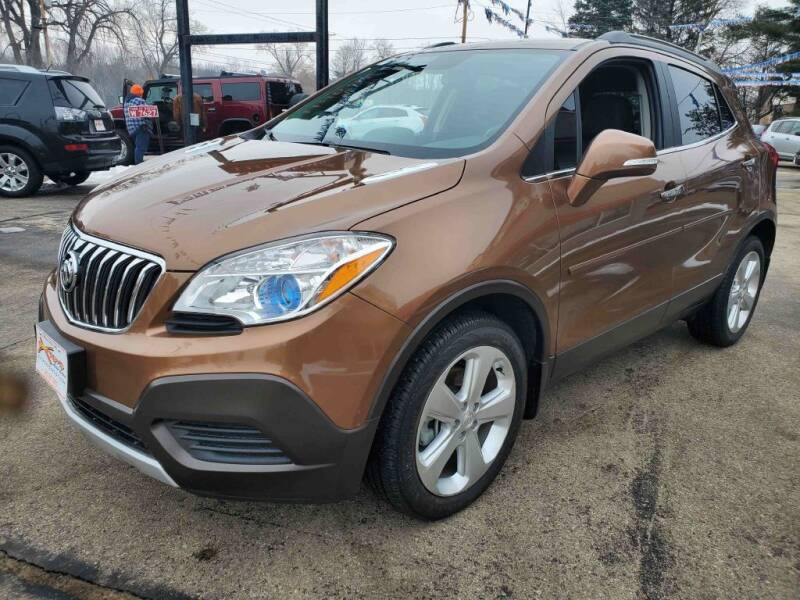 2016 Buick Encore for sale at Extreme Auto Sales LLC. in Wautoma WI