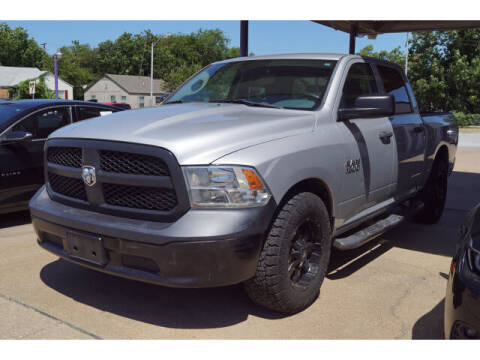 2014 RAM Ram Pickup 1500 for sale at Monthly Auto Sales in Fort Worth TX