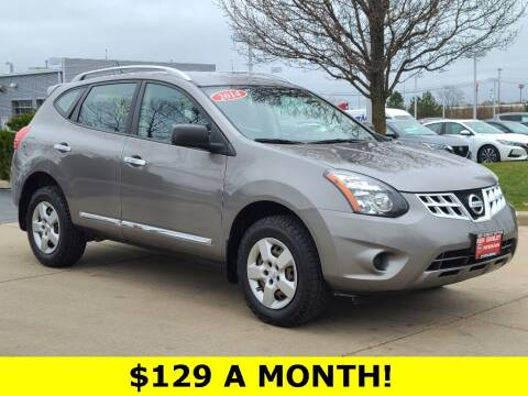 2014 Nissan Rogue Select for sale at Ken Ganley Nissan in Medina OH
