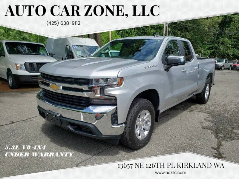2020 Chevrolet Silverado 1500 for sale at Auto Car Zone, LLC in Kirkland WA
