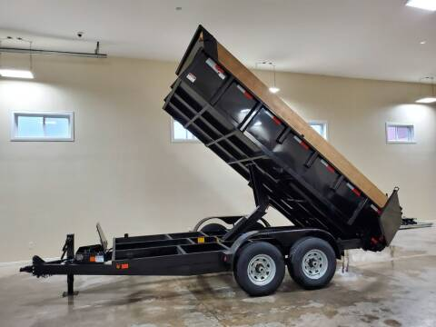 2020 Canada Trailers 83x14 14K HD Dump for sale at Trailer World in Brookfield NS
