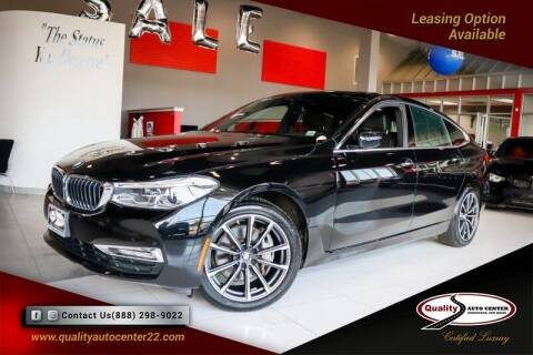 2018 BMW 6 Series for sale at Quality Auto Center in Springfield NJ
