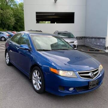 2008 Acura TSX for sale at GLOBAL MOTOR GROUP in Newark NJ