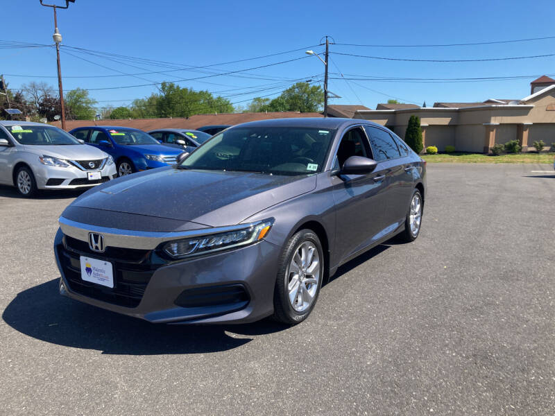 2018 Honda Accord for sale at Majestic Automotive Group in Cinnaminson NJ