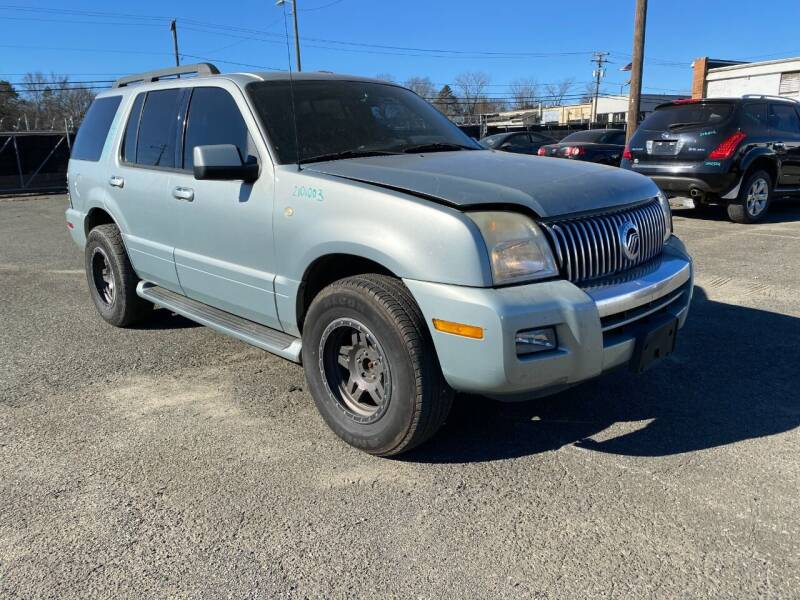 2006 Mercury Mountaineer for sale at ASAP Car Parts in Charlotte NC
