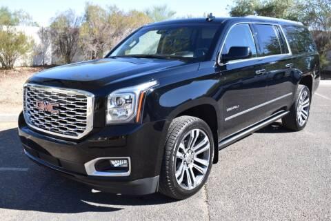 2019 GMC Yukon XL for sale at AMERICAN LEASING & SALES in Tempe AZ