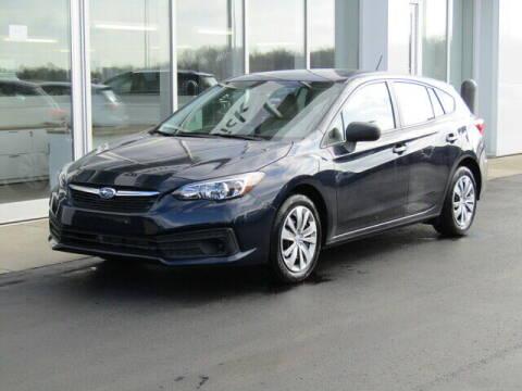 2021 Subaru Impreza for sale at Brunswick Auto Mart in Brunswick OH