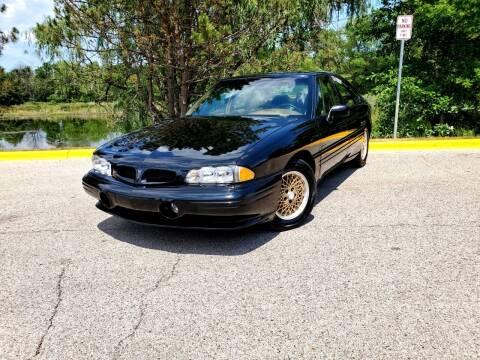 1998 Pontiac Bonneville for sale at Excalibur Auto Sales in Palatine IL