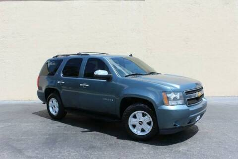 2009 Chevrolet Tahoe for sale at El Patron Trucks in Norcross GA