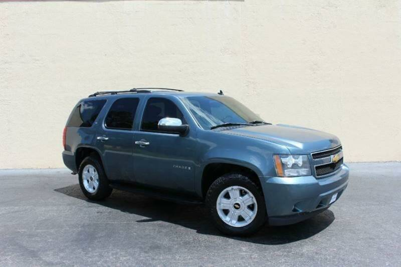 2009 Chevrolet Tahoe for sale at El Patron Trucks in Norcross GA