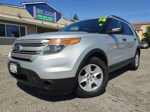 2014 Ford Explorer for sale at Auto Mercado in Clovis CA