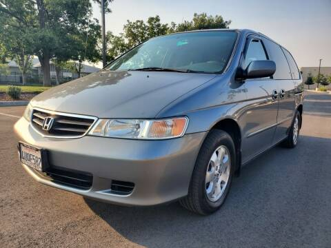 2002 Honda Odyssey for sale at 707 Motors in Fairfield CA