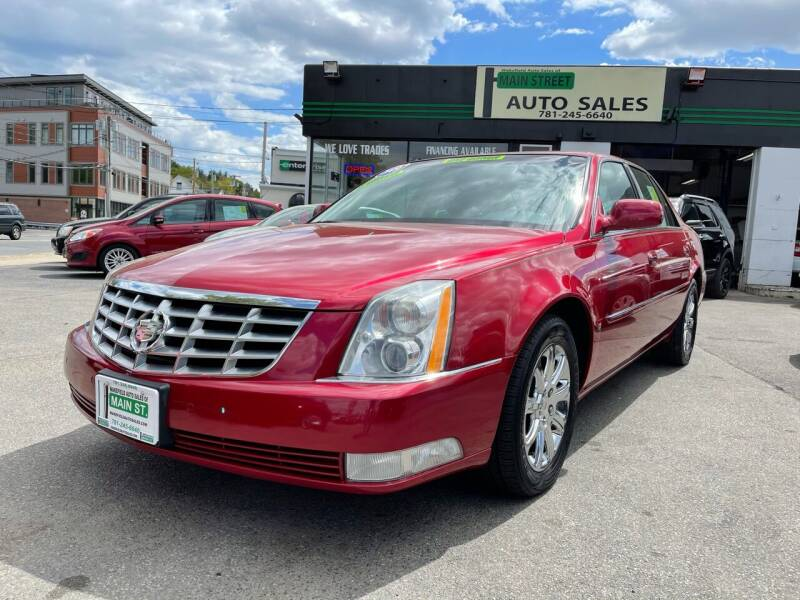 2009 Cadillac DTS for sale in Wakefield, MA