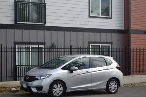 2015 Honda Fit for sale at Skyline Motors Auto Sales in Tacoma WA