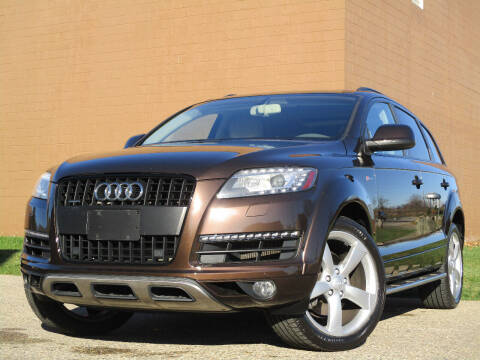2014 Audi Q7 for sale at Autohaus in Royal Oak MI