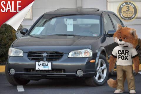 2000 Nissan Maxima for sale at JDM Auto in Fredericksburg VA
