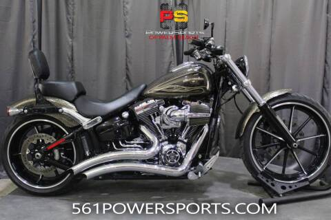 2016 Harley-Davidson Breakout® for sale at Powersports of Palm Beach in Hollywood FL